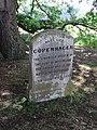 Copenhagen's grave, Stratfield Saye - geograph.org.uk - 1419327.jpg