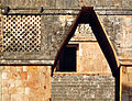 Corbel Arch in Nunnery Quadrangle South Building (16557841180).jpg