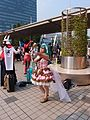 Cosplay @ Comiket 84 - Summer 2013 @ Tokyo Big Sight (9493125488).jpg