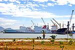 Cotunav ferry MF Amilcar & MSC Esha.jpg