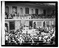 Counting electorial vote 1921, 2-9-21 LOC npcc.03508.jpg