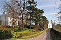 Country road, Rowlestone - geograph.org.uk - 1187625.jpg