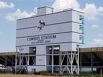 "Cowboy Stadium - Cowboy Stadium, also known as ""The Hole"""