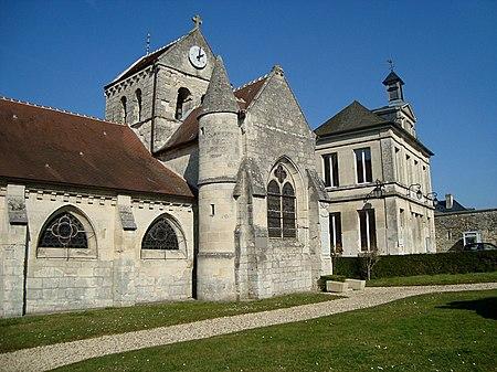 Église de la Nativité-de-la-Sainte-Vierge de Coyolles