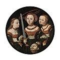 Cranach, Lucas I - Judith - Sammlung Rau.jpg