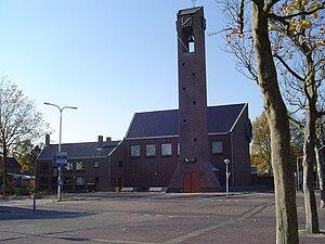 Creil, Netherlands - Image: Creil Kerkelijk instituut
