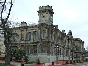 Здание бывшей Керченской женской гимназии (ныне гимназия № 2 имени  Короленко) 1f4266478b2