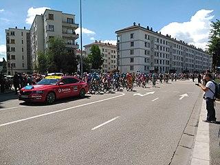 2018 Critérium du Dauphiné cycling race