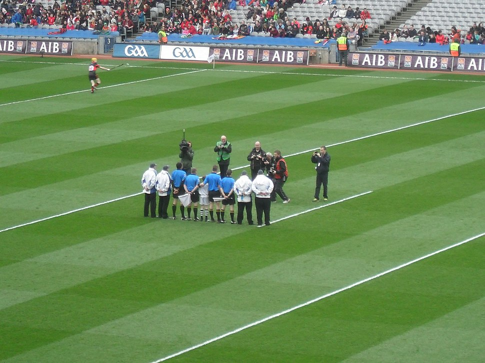 Croke Park referees