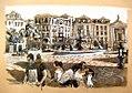 Croquis- Lisbonne - Rossio - Portugal (7988106949).jpg