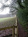Crow Hill, footpath - geograph.org.uk - 2214493.jpg