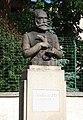 Csengey Gusztáv (Borsodi Bindász Dezső 1942), a Miskolci Belvárosi Evangélikus templom udvarán 01.jpg