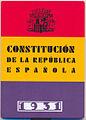 Cubierta constitucion1931.jpg