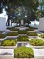 Cubist Garden Villa Noailles Hyeres.JPG