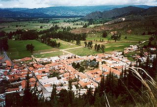 Municipality and town in Cundinamarca, Colombia