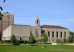 Loyola University Chicago - Cudahy Library