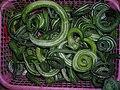 Curly cucumbers - Thailand.JPG