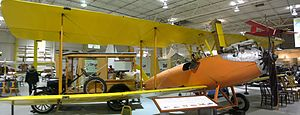 Curtiss Oriole - Oriole on display in the Glenn H. Curtiss Museum in Hammondsport, New York
