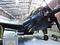 Curtiss SB2C-5 Helldiver bomber aircraft - Βομβαρδιστικό αεροσκάφος (26427529804).jpg