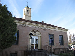 Custer south dakota post office 2009.jpg