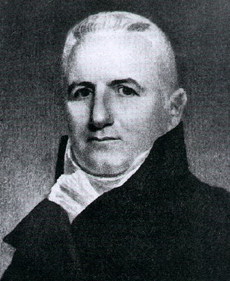 Edward Cutbush - Dr. Edward Cutbush - c. 1835