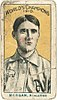 Cy Morgan, Philadelphia Athletics, baseball card portrait LCCN2007683825.jpg