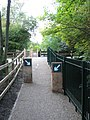Cycle Route completed, Penns Hall - geograph.org.uk - 1871931.jpg