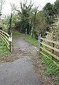 Cycleway at Maisemore - geograph.org.uk - 724559.jpg
