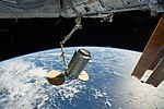 Cygnus 7 captured by Canadarm2.jpg