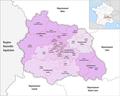 Département Puy-de-Dôme Arrondissement Kantone 2019.png