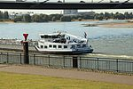 Düsseldorf - Unteres Rheinwerft +Pride of Faial02332399 02 ies.jpg