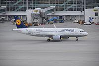 D-AINB - A20N - Lufthansa