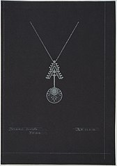 Design drawing for a Pendant in Louis XVI Style