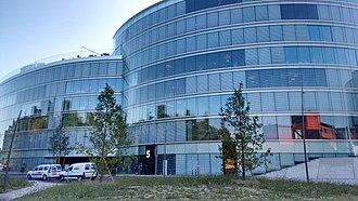 DCAF - Image: DCAF HQ outside