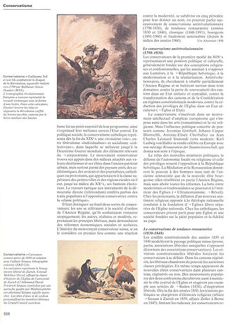 Historical Dictionary of Switzerland - Example of one page (French version, volume 3, page 506).