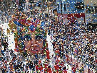Blacks and Whites' Carnival - Great Parade, 6 January 2007