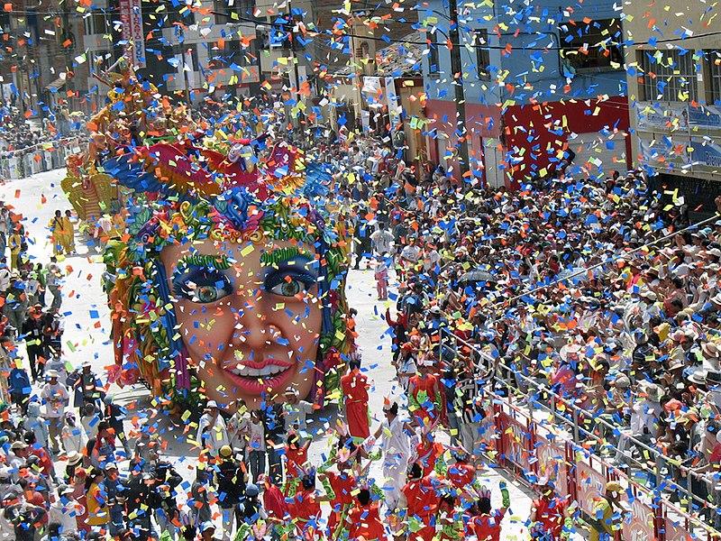 Festas em Barranquilla