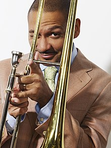 Delfeayo Marsalis - trombonist, composer, producer, educator and 2011 NEA Jazz Masters Award recipient.