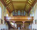 Dachsberg-Hierbach Pfarrkirche Seliger Bernhard von Baden Kirchstraße innen West.jpg