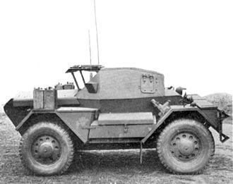 Daimler Dingo - Image: Daimler Scout Car (Dingo)