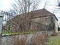 Dampierre (Jura) - Demeure Caron (grilles) 2.jpg