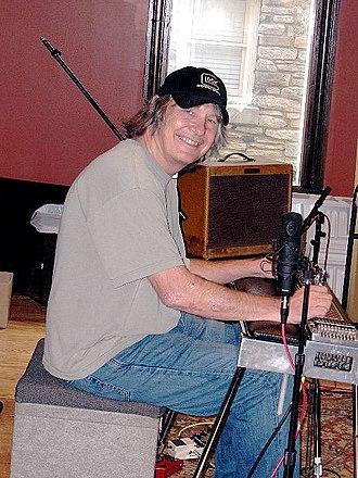Dan Dugmore - Dugmore in 2005