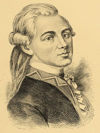 Daniel Liénard de Beaujeu - Image: Daniel Hyancinthe Marie Liénard de Beaujeu