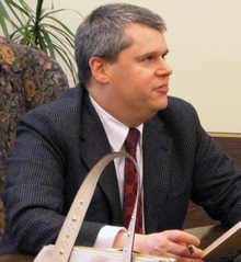 Daniel Handler at Book People.PNG