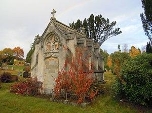 Daniel Nicols - Daniel Nicols is buried in the family vault at Brookwood Cemetery