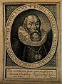 Daniel Sennert. Line engraving by M. Merian, 1628. Wellcome V0005374.jpg