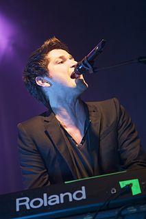 Danny ODonoghue singer-Songwriter