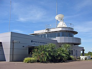 Bureau of Meteorology - Darwin Airport office