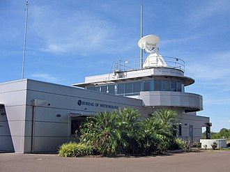 Bureau of Meteorology - Darwin Airport office