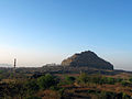 Daulatabad fort and Chand Minar.JPG